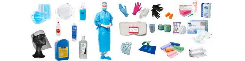 Desinfección y protección